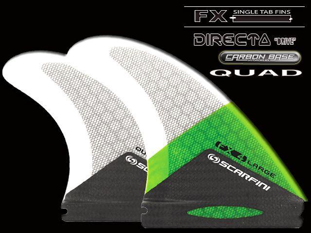 画像1: FX -4 QUAD '' DIRECTA drive  '' FUTUER type (L  size)