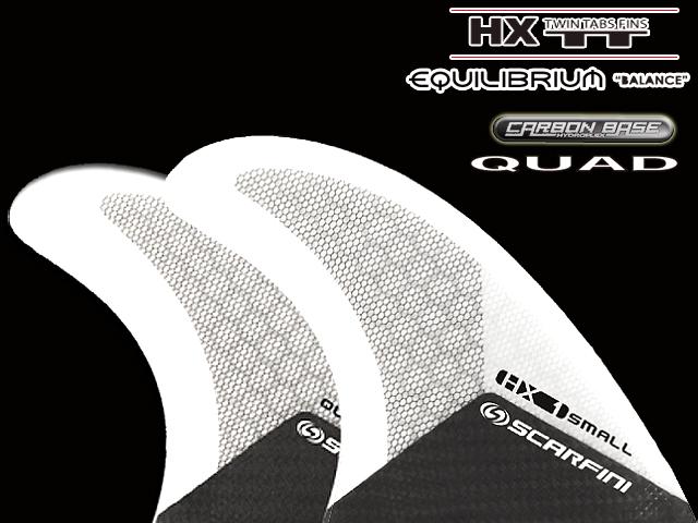 画像1: HX 1- QU AD   EQUILI BRIUIM FCS type (S size)
