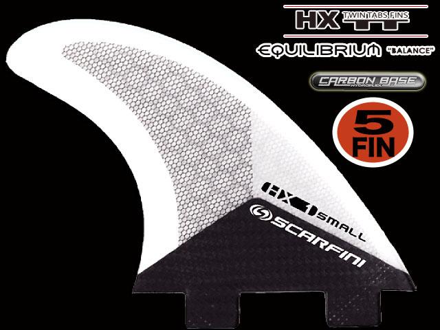 画像1: HX 1  5FIN  EQUILI BRIUIM  FCS  type (S size)