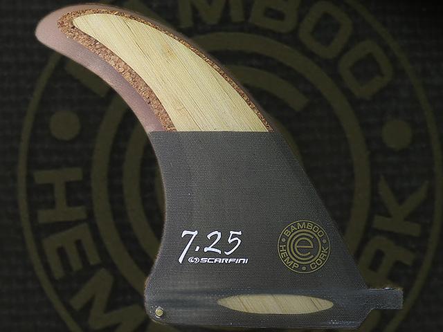画像1: BAMBOO hemp Base/7.25シングルフィン