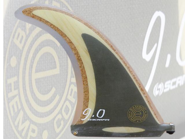 画像1: BAMBOO CORK 9.0FLEXシングルフィン